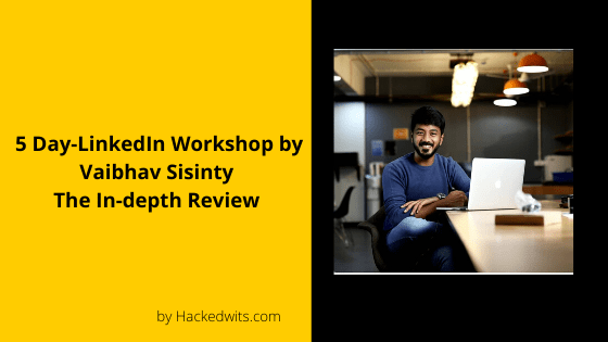 LinkedIn Workshop Banner