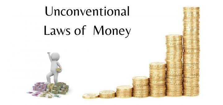 Unconventional Laws of Money
